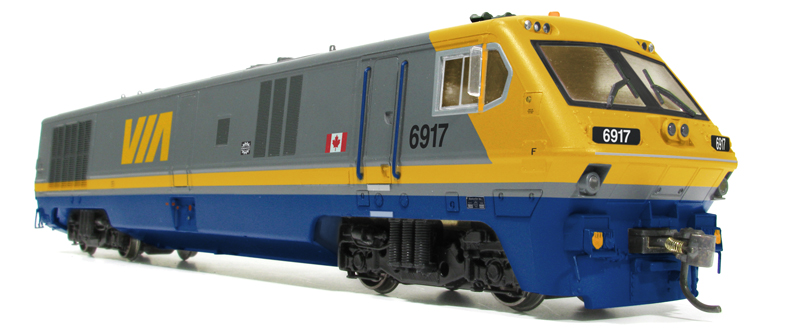 LRC HO Scale model from Rapido Trains Inc.
