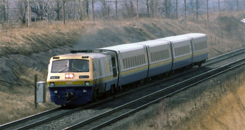 LRC 6917 in service
