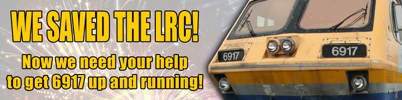 LRC donation progress