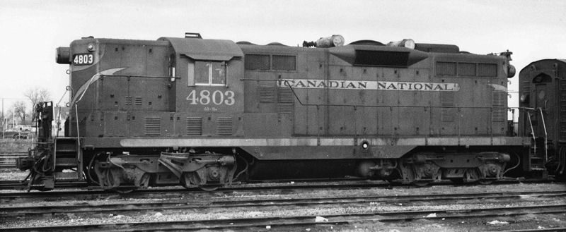 Historic Note 4803 Donated To The City Of Toronto By Cn