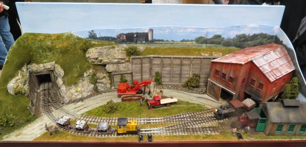 Field Report: Copetown Model Railroad Show :: Toronto Railway